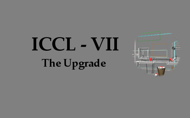 VII - The upgrade